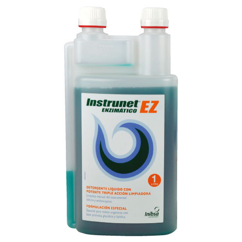 04 2430 00 インスルネットEZ 酵素洗浄剤 1リットル インスルネット コウソセンジョ